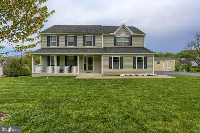 4 Hilgert Avenue, READING, PA 19607 (#PABK357754) :: Iron Valley Real Estate