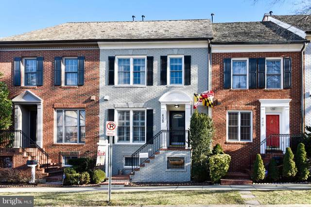439 Little Quarry Road, GAITHERSBURG, MD 20878 (#MDMC708168) :: Network Realty Group