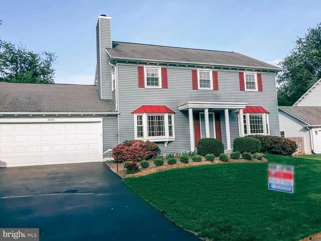 6015 Wilmington Drive, BURKE, VA 22015 (#VAFX1129538) :: Bruce & Tanya and Associates
