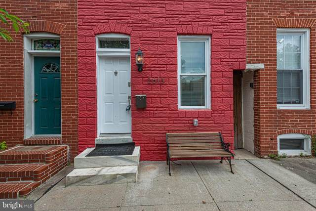 2613 Fait Avenue, BALTIMORE, MD 21224 (#MDBA510914) :: ExecuHome Realty