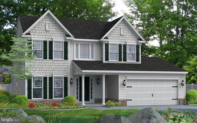 Lot 558 Sloop Court, GREENBACKVILLE, VA 23356 (#VAAC100324) :: Shamrock Realty Group, Inc