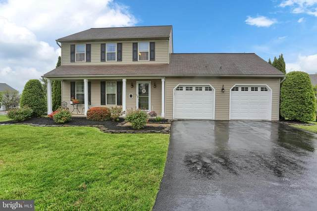 5 Buckingham Drive, RED LION, PA 17356 (#PAYK137804) :: The Heather Neidlinger Team With Berkshire Hathaway HomeServices Homesale Realty