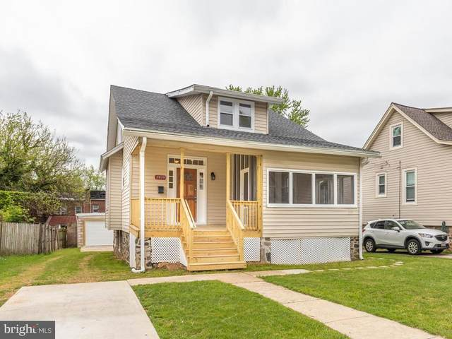 3819 W Cold Spring Lane, BALTIMORE, MD 21215 (#MDBA510918) :: Corner House Realty