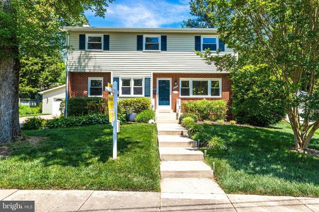 508 Stephen Circle SW, VIENNA, VA 22180 (#VAFX1129568) :: AJ Team Realty
