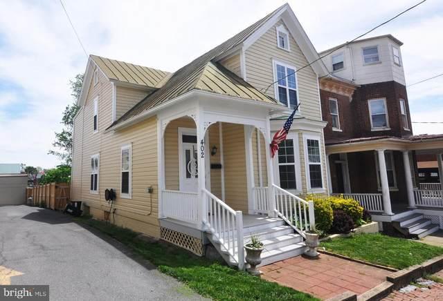 402 N Loudoun Street, WINCHESTER, VA 22601 (#VAWI114464) :: Erik Hoferer & Associates