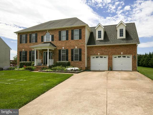 341 Hermitage Boulevard, BERRYVILLE, VA 22611 (#VACL111478) :: Radiant Home Group