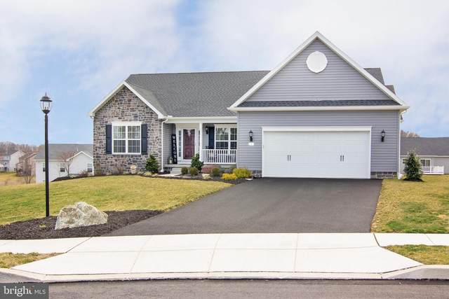265 Sonny Street, HANOVER, PA 17331 (#PAYK137820) :: The Heather Neidlinger Team With Berkshire Hathaway HomeServices Homesale Realty
