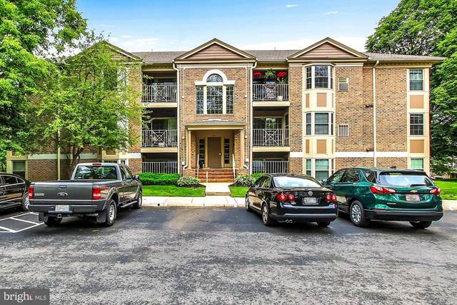 201 Crosse Pointe Court 3D, ABINGDON, MD 21009 (#MDHR246928) :: Great Falls Great Homes