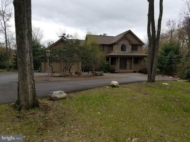 279 Wolf Hollow Road, LAKE HARMONY, PA 18624 (#PACC116080) :: Bob Lucido Team of Keller Williams Integrity