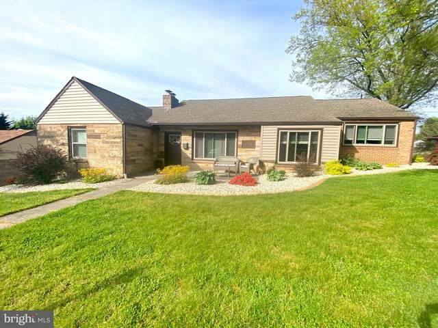 901 Allen Street, NEW CUMBERLAND, PA 17070 (#PACB123678) :: The Joy Daniels Real Estate Group