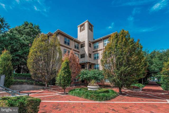 11750 Old Georgetown #2138, ROCKVILLE, MD 20852 (#MDMC708216) :: Revol Real Estate