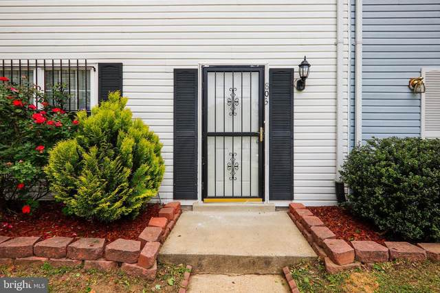 803 Rachel Court, LANDOVER, MD 20785 (#MDPG568938) :: The Sky Group