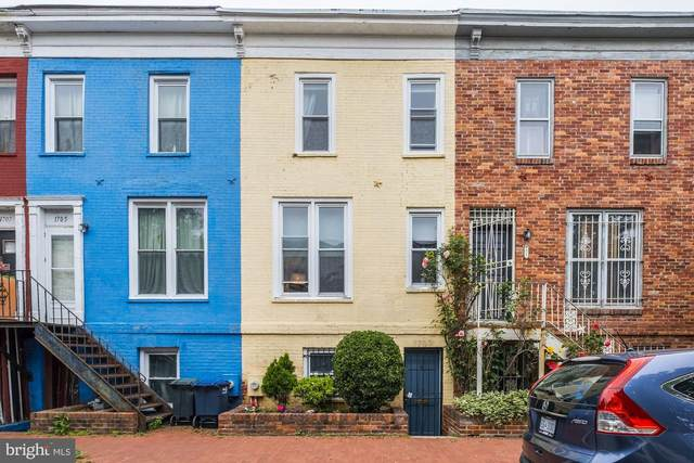 1703 Seaton Street NW, WASHINGTON, DC 20009 (#DCDC469560) :: Peter Knapp Realty Group