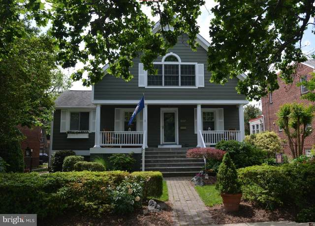 507 E Alexandria Avenue, ALEXANDRIA, VA 22301 (#VAAX246472) :: The Licata Group/Keller Williams Realty