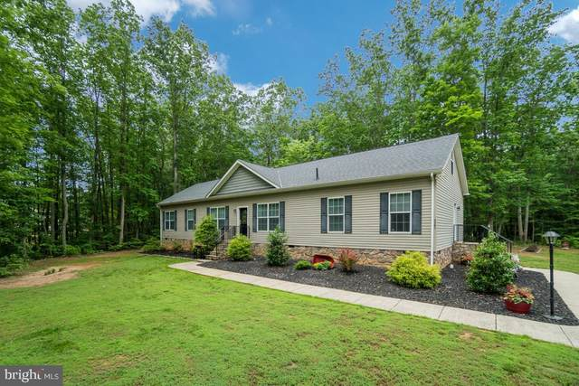3367 Winding Road, PARTLOW, VA 22534 (#VASP222072) :: RE/MAX Cornerstone Realty