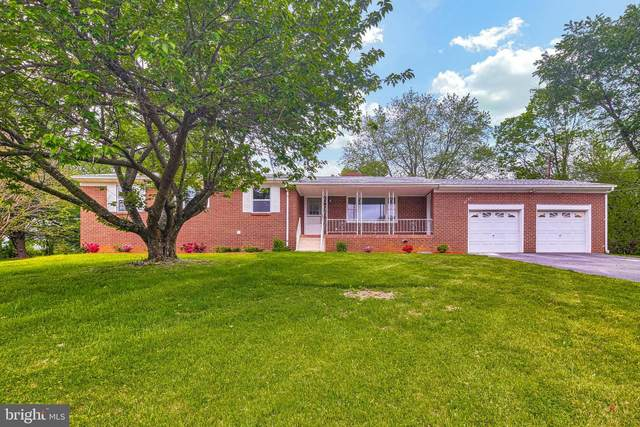 9736 Clover Heights Road, HAGERSTOWN, MD 21740 (#MDWA172376) :: AJ Team Realty