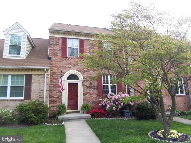 907 Chesney Lane, BEL AIR, MD 21014 (#MDHR246934) :: The Dailey Group