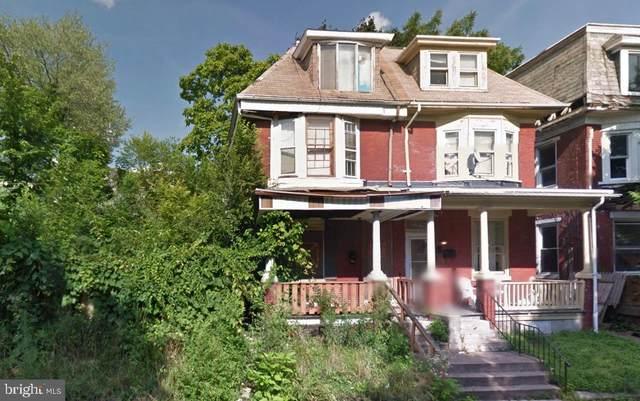 85 N 18TH Street, HARRISBURG, PA 17103 (#PADA121550) :: The Craig Hartranft Team, Berkshire Hathaway Homesale Realty
