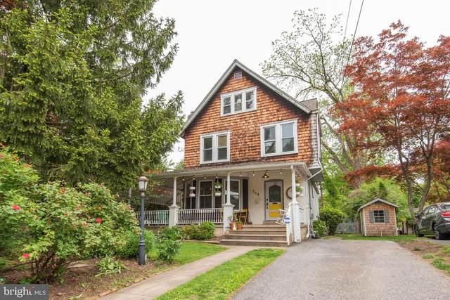 209 Yale Avenue, SWARTHMORE, PA 19081 (#PADE518792) :: The Matt Lenza Real Estate Team