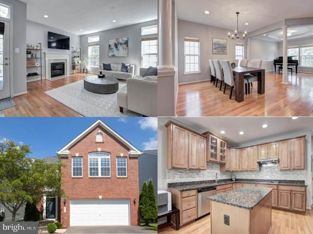 3907 Beeker Mill Place, CHANTILLY, VA 20151 (#VAFX1129668) :: Debbie Dogrul Associates - Long and Foster Real Estate