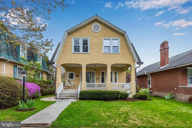 155 N 25TH Street, CAMP HILL, PA 17011 (#PACB123690) :: Iron Valley Real Estate
