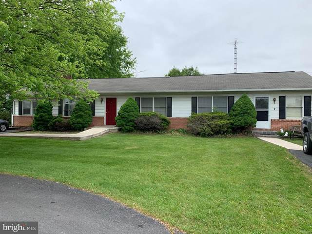 8274 Winchester Avenue, INWOOD, WV 25428 (#WVBE177256) :: AJ Team Realty