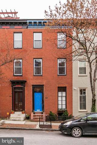 2121 E Lombard Street, BALTIMORE, MD 21231 (#MDBA511006) :: Network Realty Group