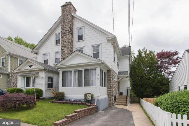 23 W Mercer Avenue, HAVERTOWN, PA 19083 (#PADE518800) :: The Matt Lenza Real Estate Team