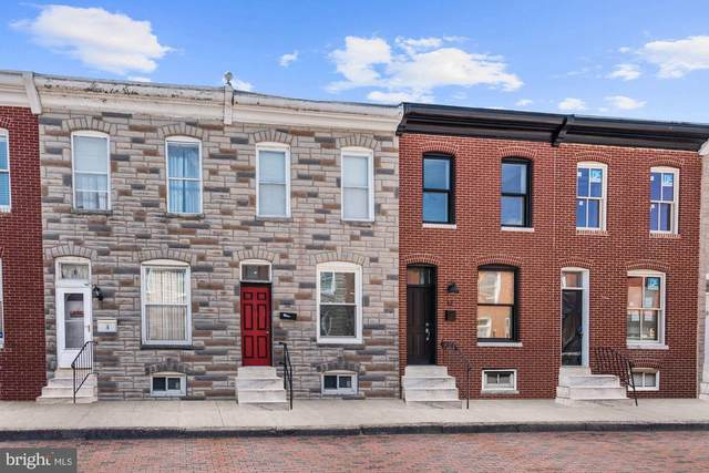 14 S Curley Street, BALTIMORE, MD 21224 (#MDBA511014) :: The Maryland Group of Long & Foster Real Estate