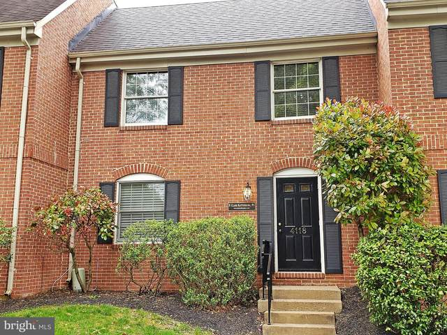 4118 Leonard Drive, FAIRFAX, VA 22030 (#VAFC119836) :: Tom & Cindy and Associates
