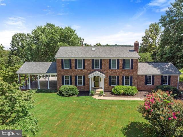 8209 Great Run Lane, WARRENTON, VA 20186 (#VAFQ165580) :: Advon Group