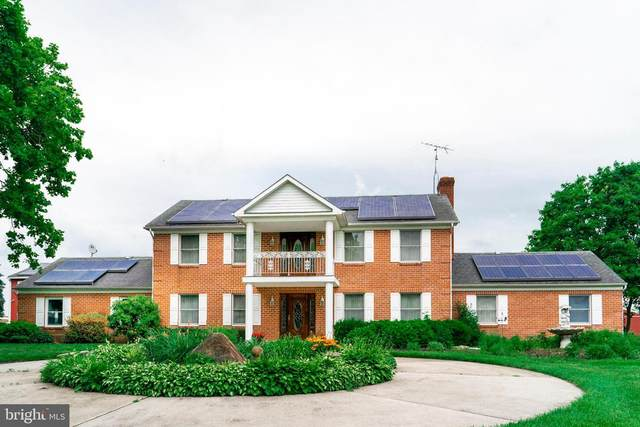 7321-B Mckaig Road, FREDERICK, MD 21701 (#MDFR264494) :: Colgan Real Estate