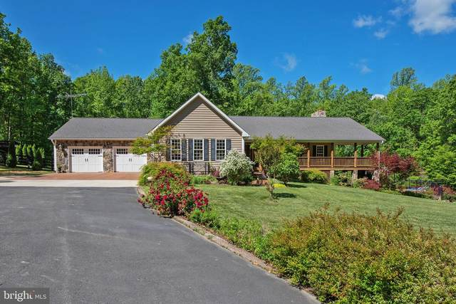 3560 Bumpass Road, BEAVERDAM, VA 23015 (#VALA121258) :: Bob Lucido Team of Keller Williams Integrity
