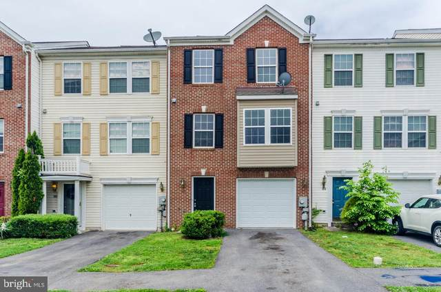 107 Veronica Drive, MARTINSBURG, WV 25404 (#WVBE177260) :: Hill Crest Realty