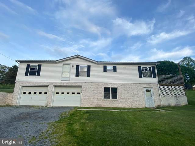 520 Raystown Road, EVERETT, PA 15537 (#PABD102294) :: Bob Lucido Team of Keller Williams Integrity