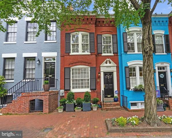 1555 33RD Street NW, WASHINGTON, DC 20007 (#DCDC469628) :: Hill Crest Realty