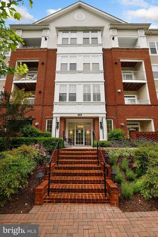503 King Farm Boulevard #207, ROCKVILLE, MD 20850 (#MDMC708268) :: Great Falls Great Homes