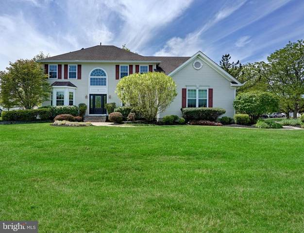 1 Black Gum Drive, MONMOUTH JUNCTION, NJ 08852 (#NJMX123974) :: Daunno Realty Services, LLC