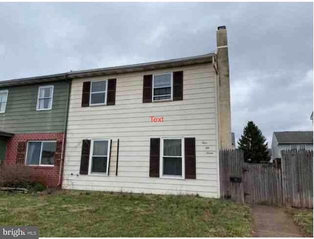 457 Colonial Drive, EAST GREENVILLE, PA 18041 (#PAMC649140) :: Erik Hoferer & Associates