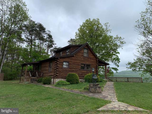 150 Eagle Point Lane, PAW PAW, WV 25434 (#WVMO116882) :: Hill Crest Realty