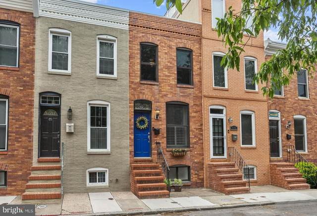 617 S Glover Street, BALTIMORE, MD 21224 (#MDBA511030) :: Gail Nyman Group