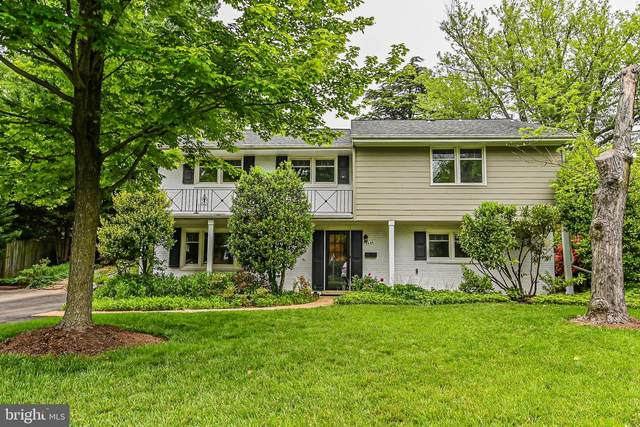 6444 Dryden Drive, MCLEAN, VA 22101 (#VAFX1129716) :: The Gus Anthony Team