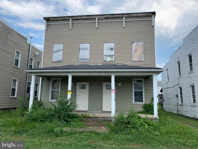 316 Arch Street, CUMBERLAND, MD 21502 (#MDAL134284) :: The MD Home Team