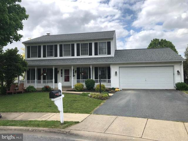 819 Salisbury Court, LANCASTER, PA 17601 (#PALA163230) :: The Heather Neidlinger Team With Berkshire Hathaway HomeServices Homesale Realty