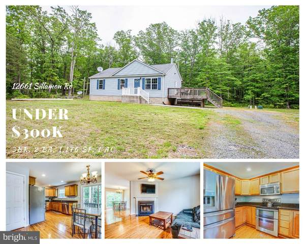 12661 Sillamon Road, GOLDVEIN, VA 22720 (#VAFQ165586) :: Bob Lucido Team of Keller Williams Integrity