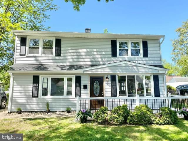 565 Rosemar Drive, YARDLEY, PA 19067 (#PABU496708) :: Jason Freeby Group at Keller Williams Real Estate