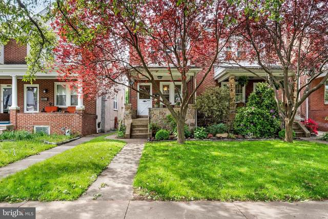 1617 Locust Street, NORRISTOWN, PA 19401 (#PAMC649160) :: Nexthome Force Realty Partners