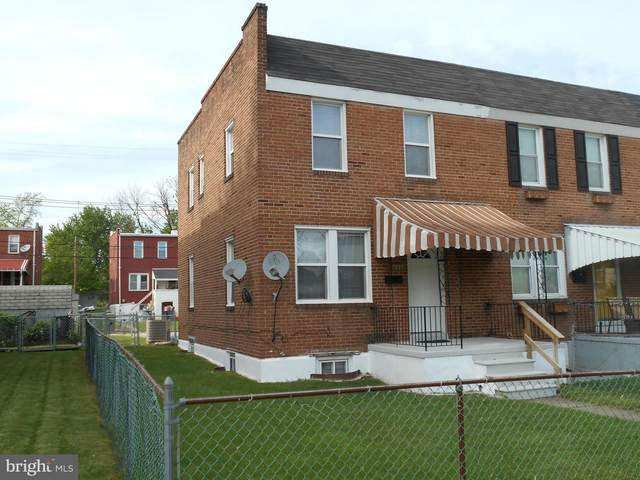 6434 O'donnell Street, BALTIMORE, MD 21224 (#MDBA511044) :: Pearson Smith Realty
