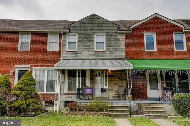 1424 Dundalk Avenue, BALTIMORE, MD 21222 (#MDBA511048) :: Pearson Smith Realty