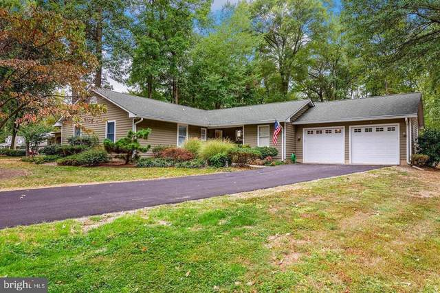 13 Greenwood Shoals Shoals, GRASONVILLE, MD 21638 (#MDQA144012) :: Bob Lucido Team of Keller Williams Integrity
